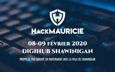 HackMauricie (8-9 février 2020)
